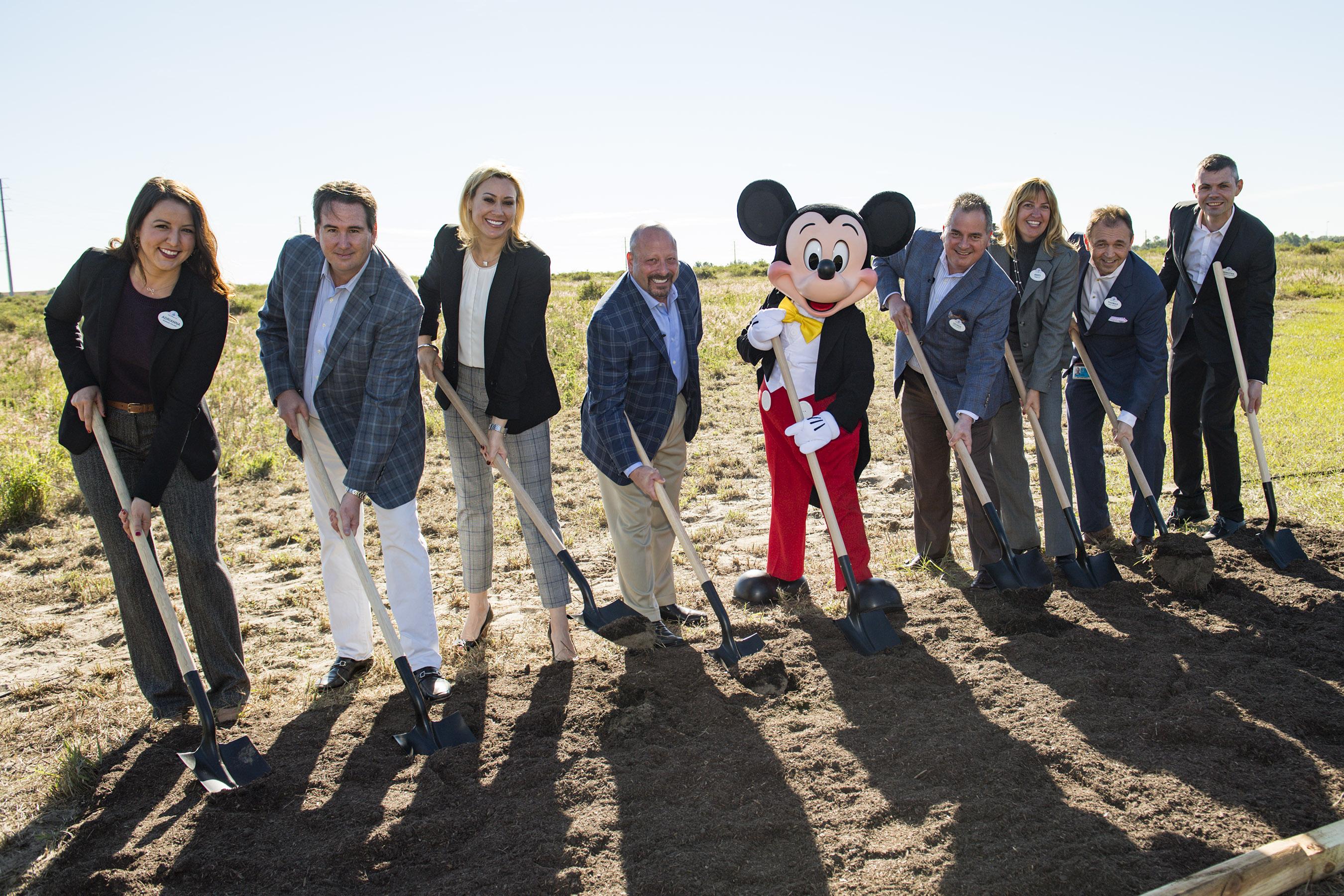 Walt Disney World Begins Construction Of New Housing
