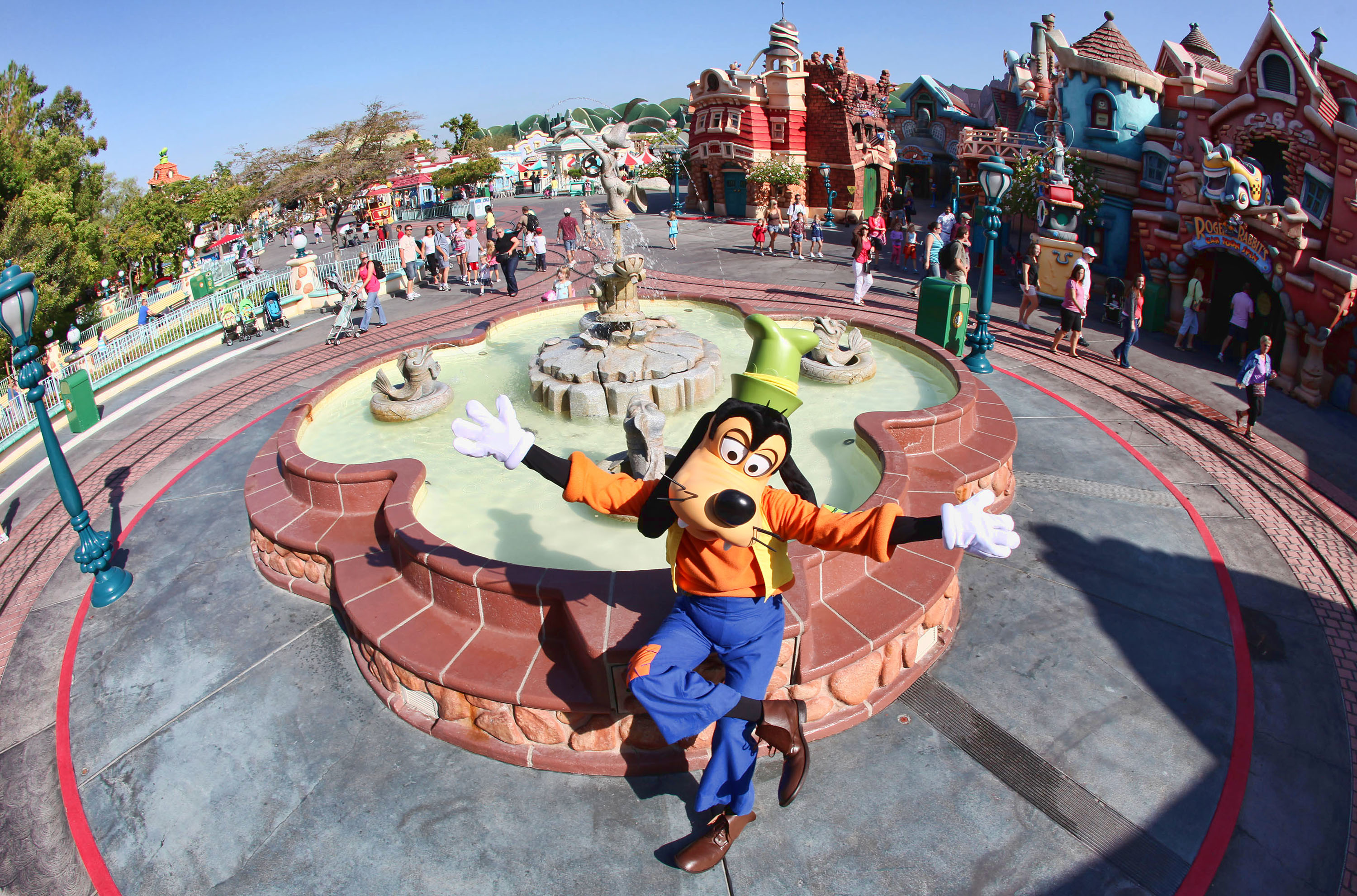 Tips for Visiting the Disneyland Resort with Preschoolers  Fact Sheet