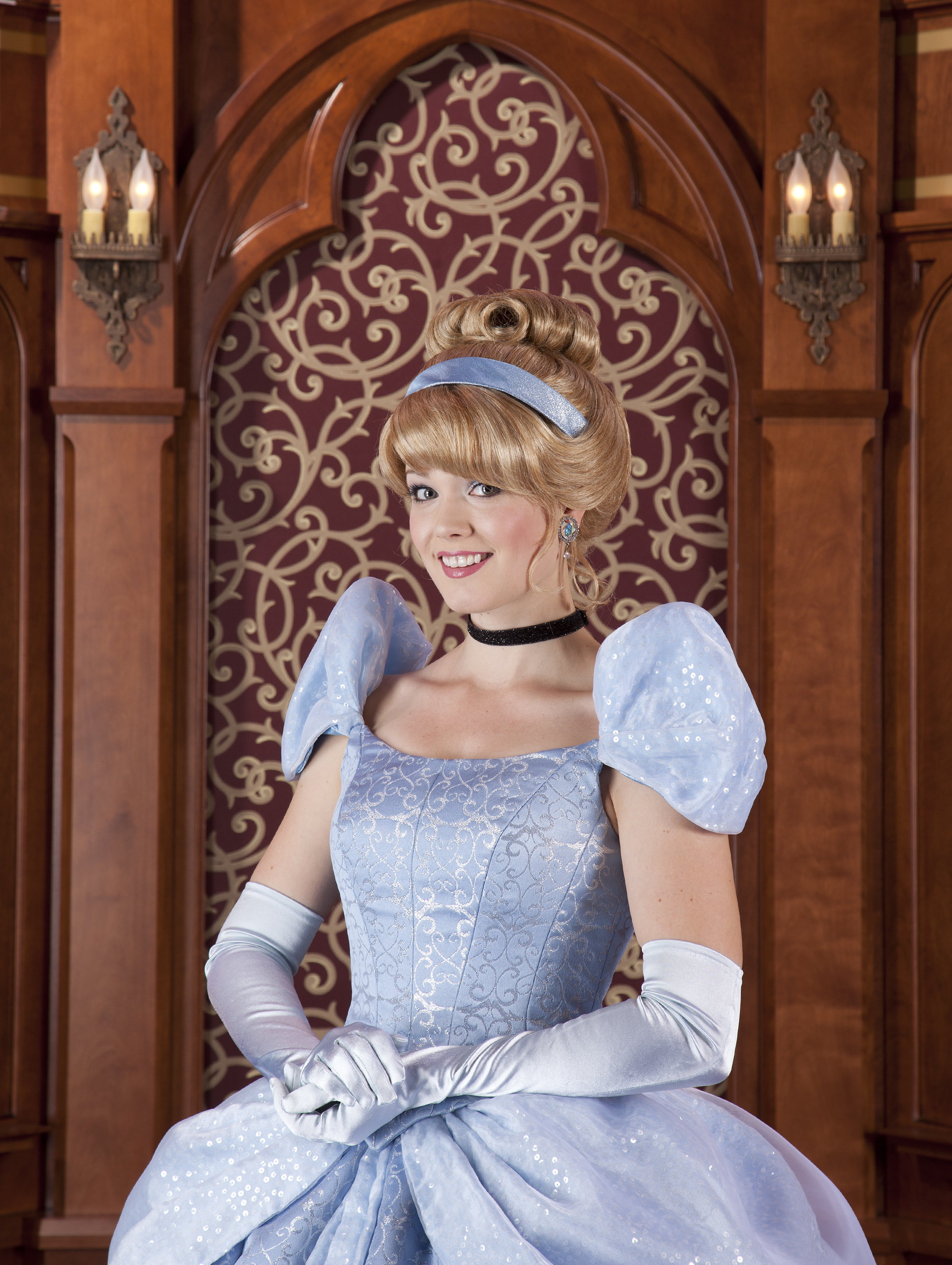 Fairy Tale Princesses A Disneyland Resort Tradition Offers Guests