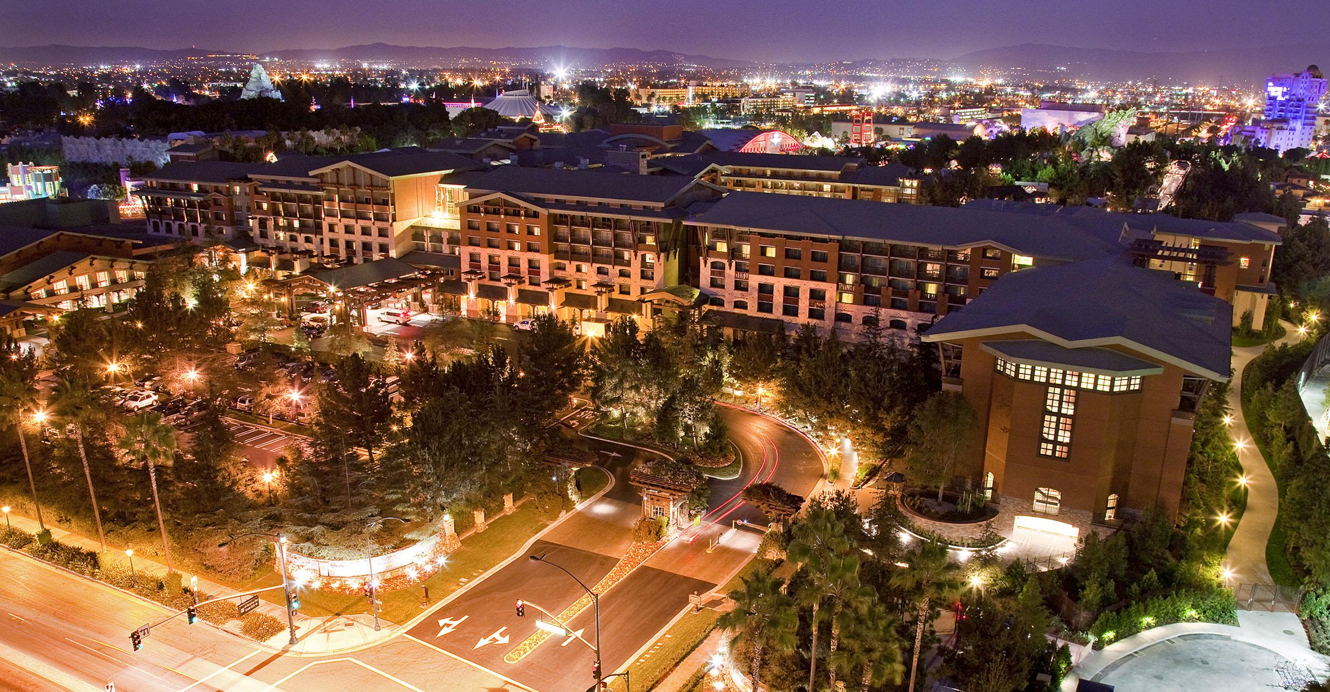 Disney S Grand Californian Hotel Spa Fact Sheet Disneyland News