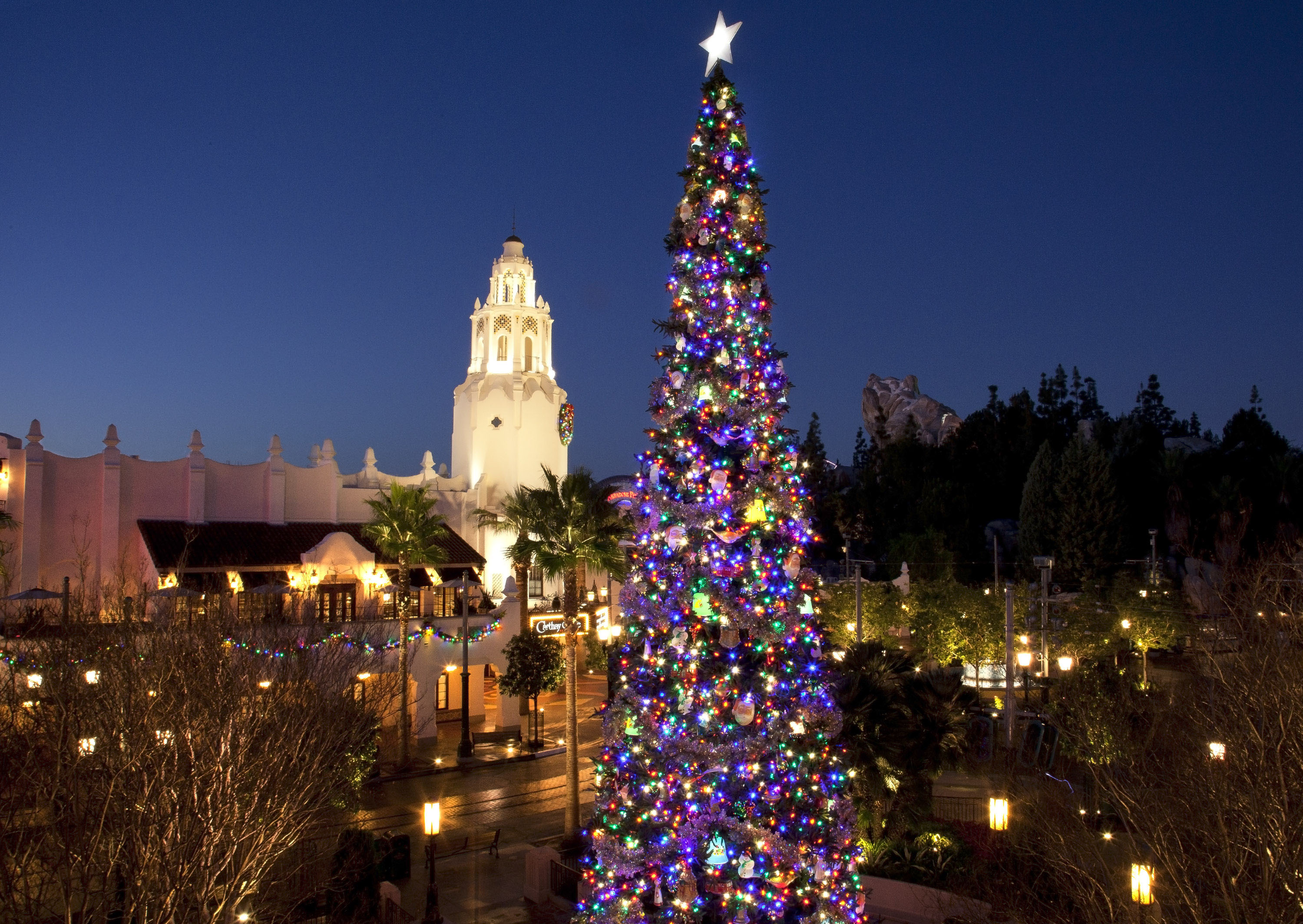 The Holidays Begin Here at the Disneyland Resort  Fun Facts