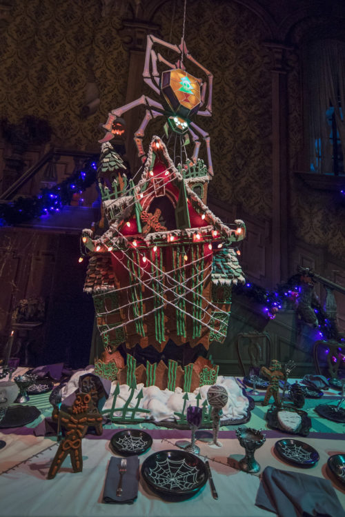 6 2019 haunted mansion holiday brings the frightfully fun cheer of tim burtons nightmare before christmas to the disneyland resort - Haunted Mansion Nightmare Before Christmas