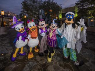 Halloween Disney 2019 Date.Disneyland Resort Celebrates The Halloween Season With Happy