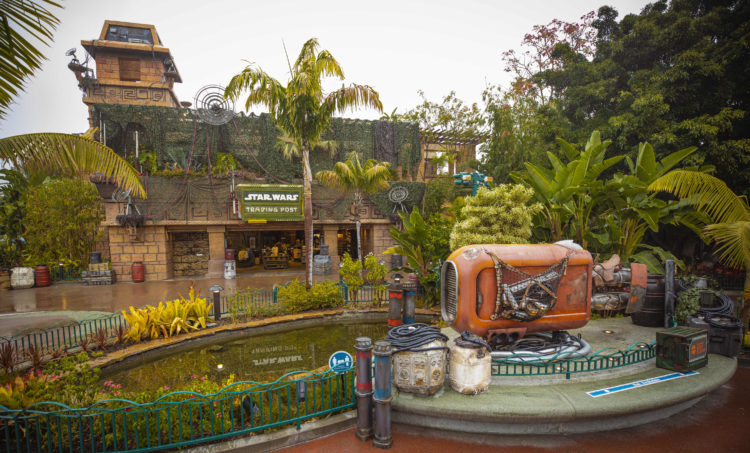 Confira como ficou a nova loja de Star Wars na Disneyland