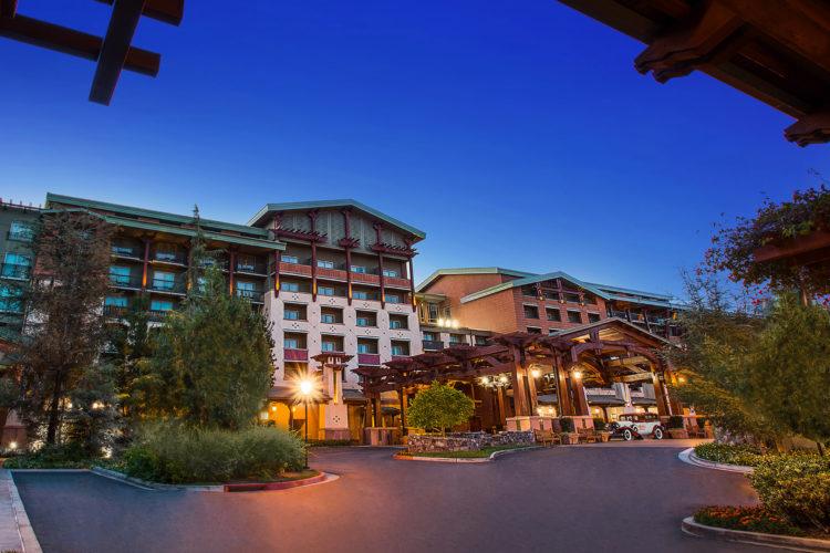 Detalhes da reabertura do Disney's Grand Californian Hotel & SPA