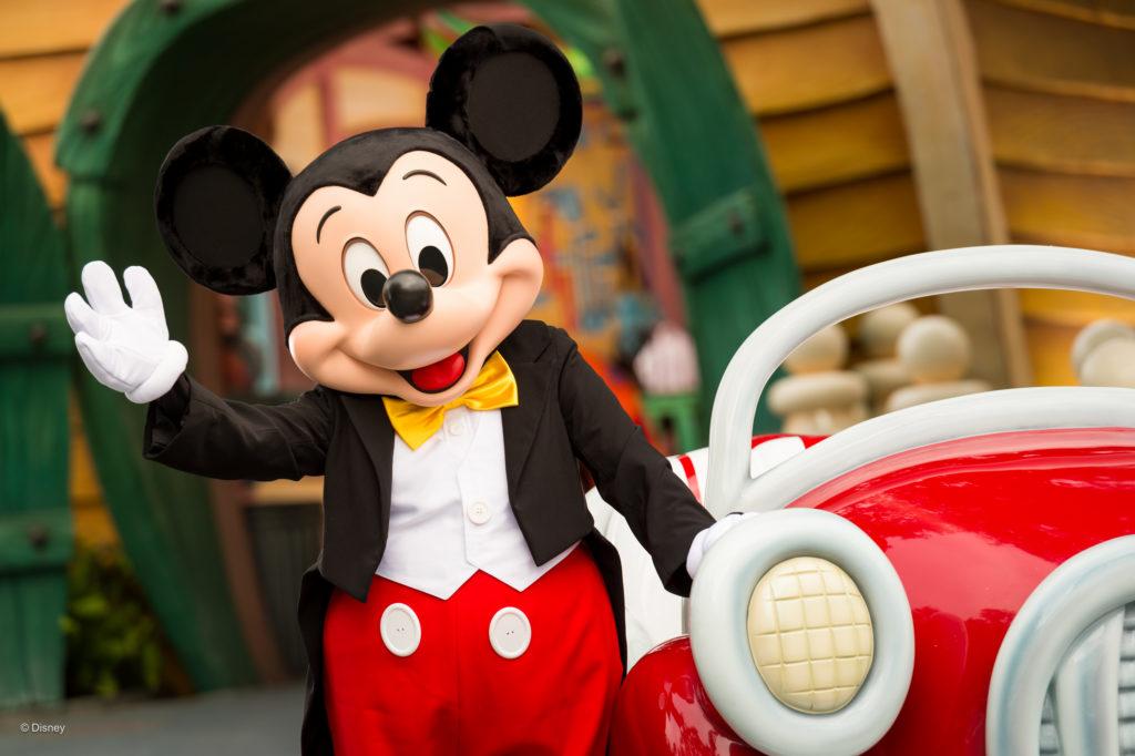 Disneyland Resort aumenta capacidade