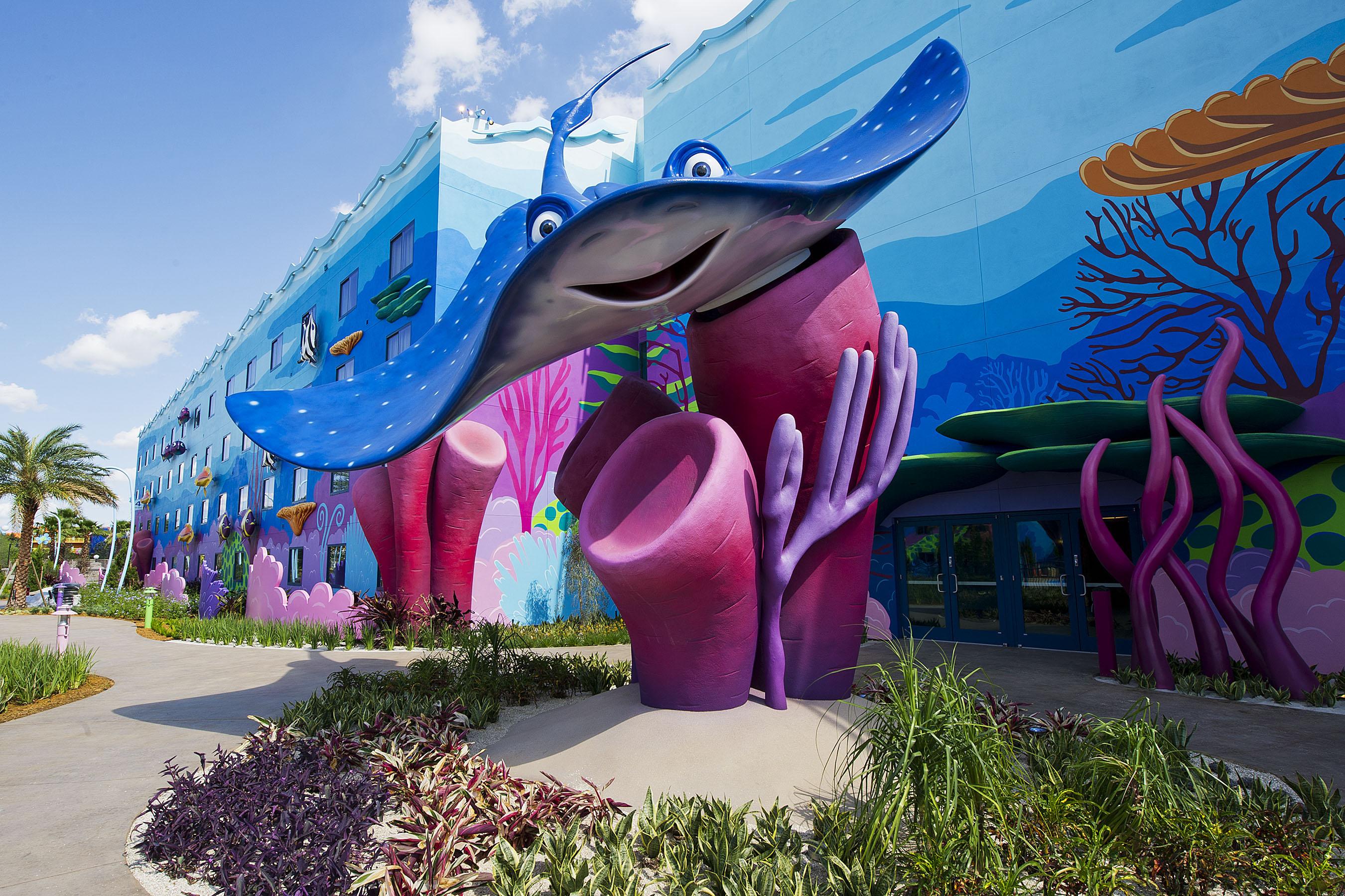 Disney's Art Of Animation Resort Fun Facts