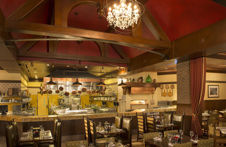 New Disney Restaurant Trattoria Al Forno Opens Dec 18