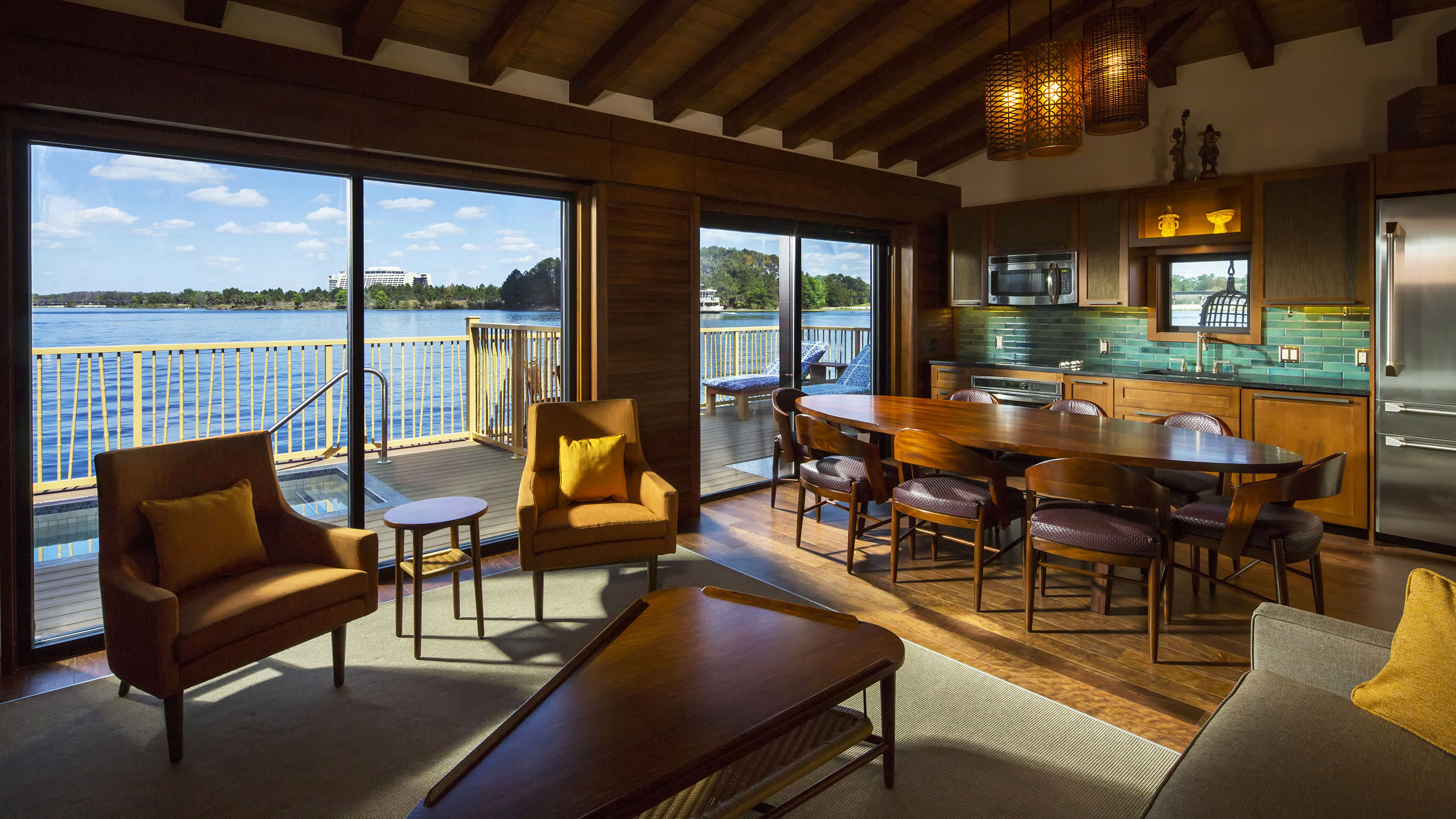 Disney S Polynesian Villas Bungalows Fact Sheet Walt