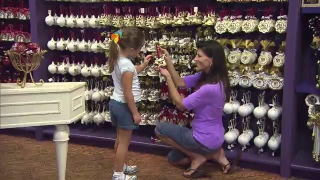 disney springs holiday b roll disneys days of christmas store walt disney world news - Disney Christmas Store