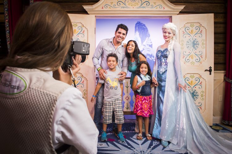 Disney character meet and greets at epcot walt disney world news royal sommerhus in norway pavilion at epcot m4hsunfo