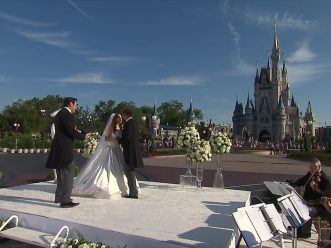 B Roll And Sound Bites Texas Surprised With Dream Wedding At Magic