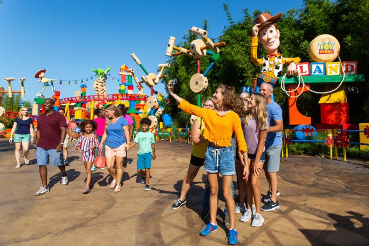 Toy Story Land At Walt Disney World Resort Walt Disney World News