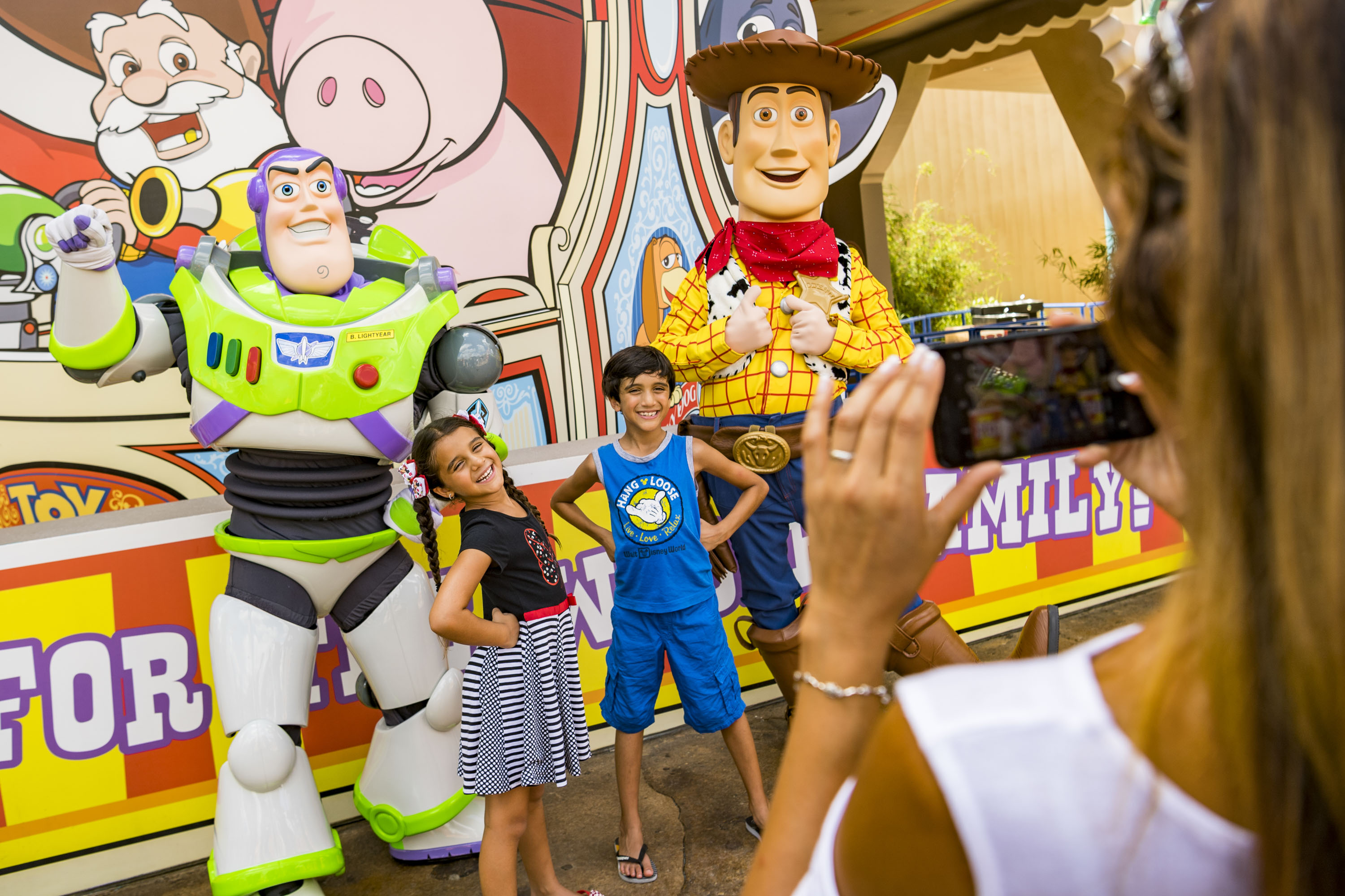 Fun Facts The All New Toy Story Land At Disney S