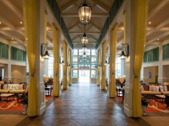 Reimagined Port Of Entry Welcomes Guests To New Restaurants Amenities At Disney S
