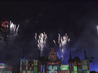 disney hollywood studios b roll jingle bell jingle bam