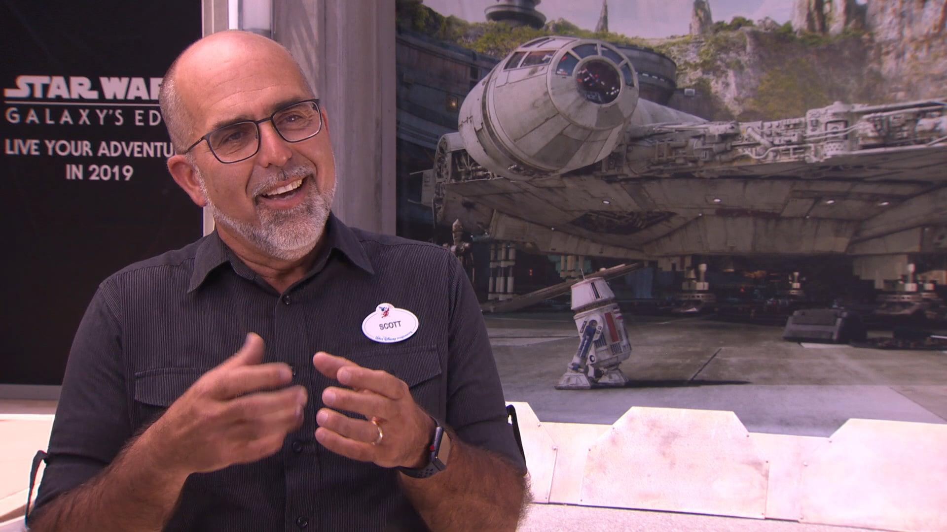 Sound Bites: Star Wars: Galaxy's Edge – Walt Disney Imagineering