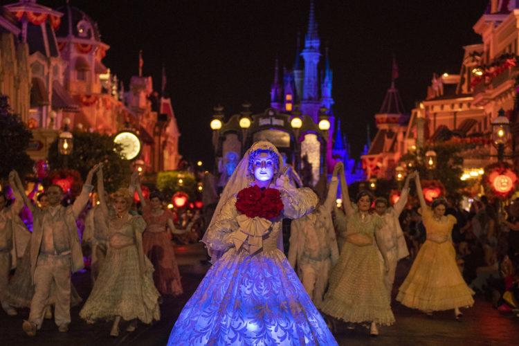 Mickey's-Not-So-Scary Halloween Party at Magic Kingdom