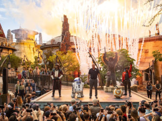 Star Wars: Galaxy's Edge Makes Highly Anticipated Debut at