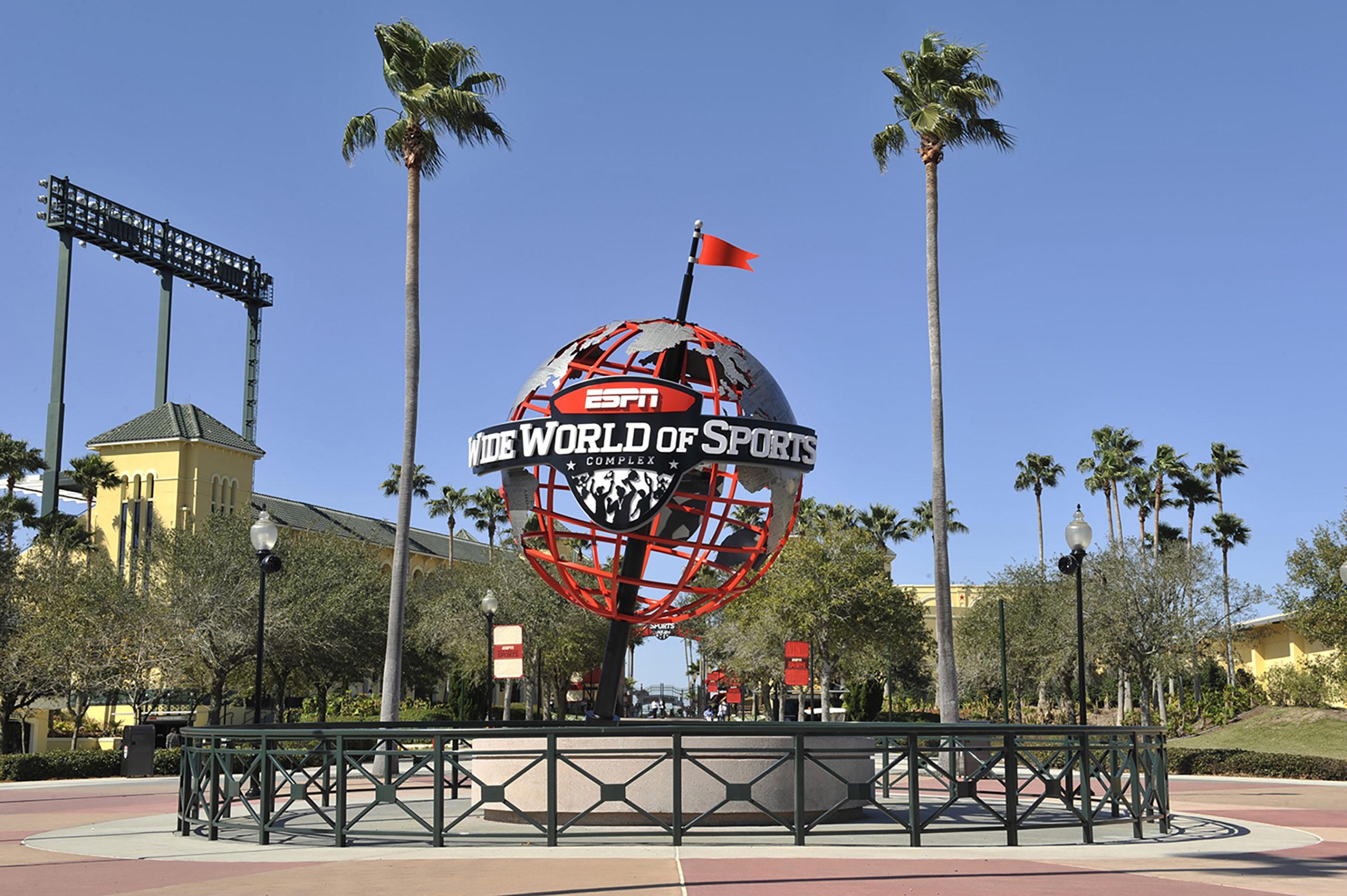 Espn Wide World Of Sports Complex B Roll Walt Disney World News