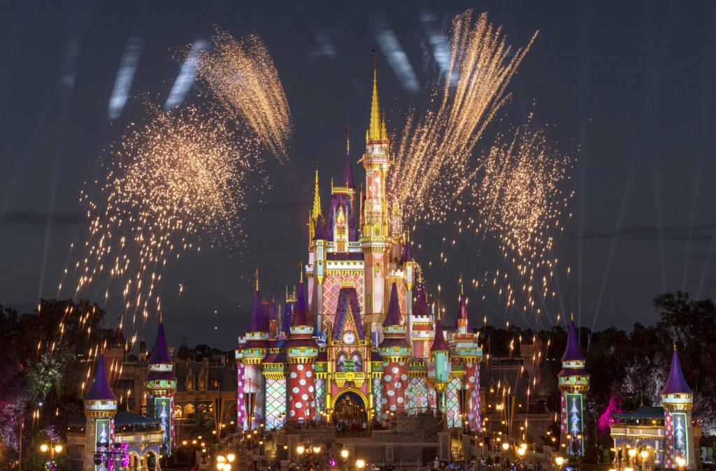 Fogos de artifício podem retornar ao Walt Disney World