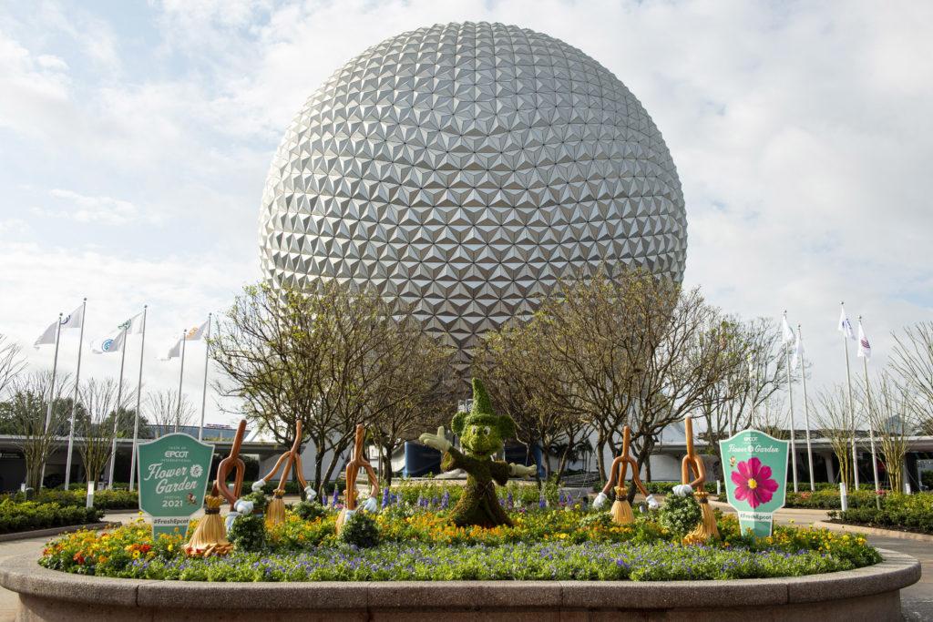 Walt Disney World confirma aumento da capacidade