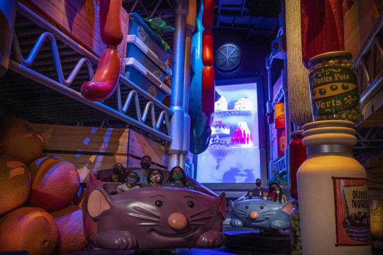 Remy's Ratatouille Adventure ganha data de inauguração