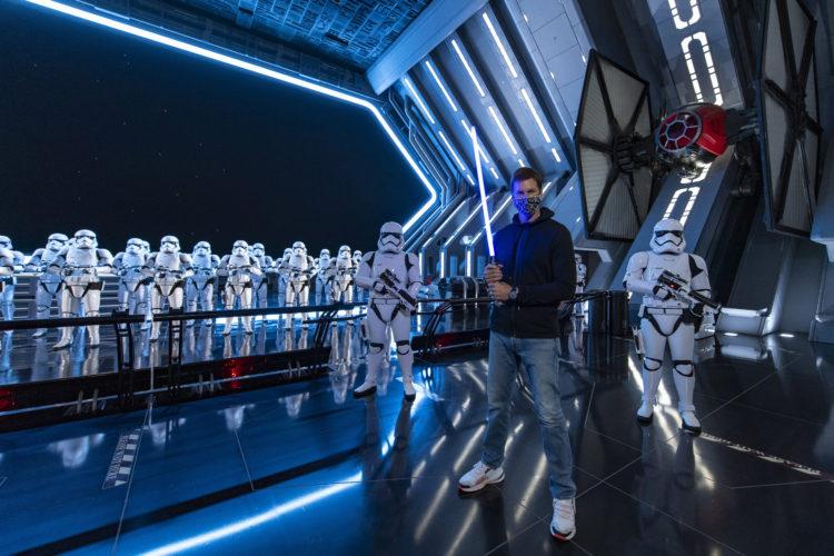 Tom Brady finalmente comemora o Super Bowl na Disney