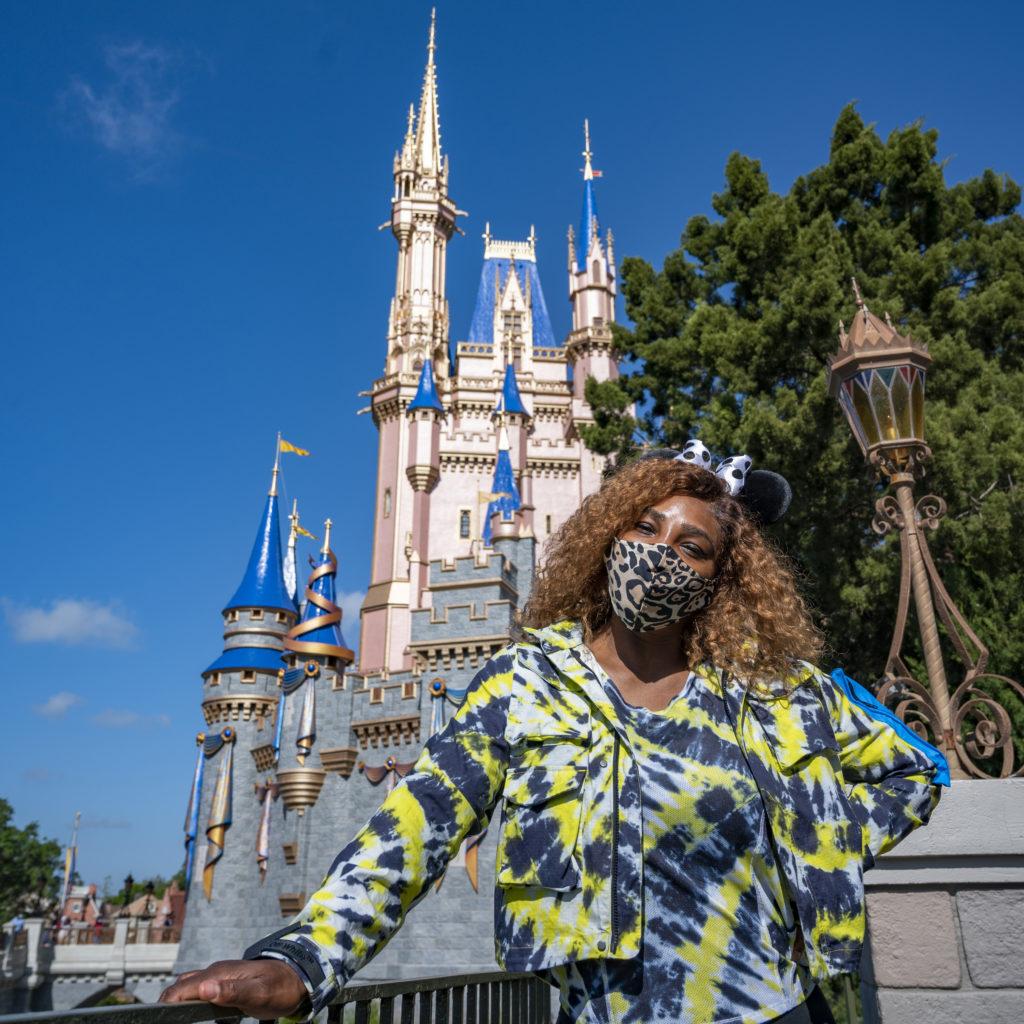 Serena Williams revela seus favoritos do Walt Disney World