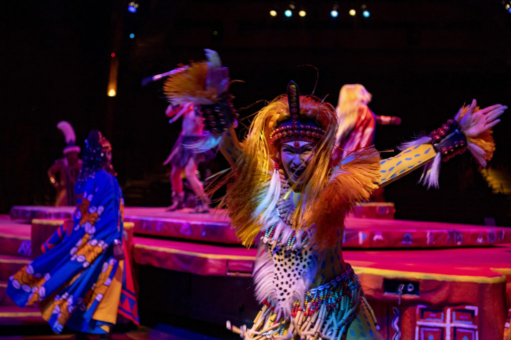 """""""A Celebration of Festival of the Lion King"""": Assista ao show sem sair de casa"""