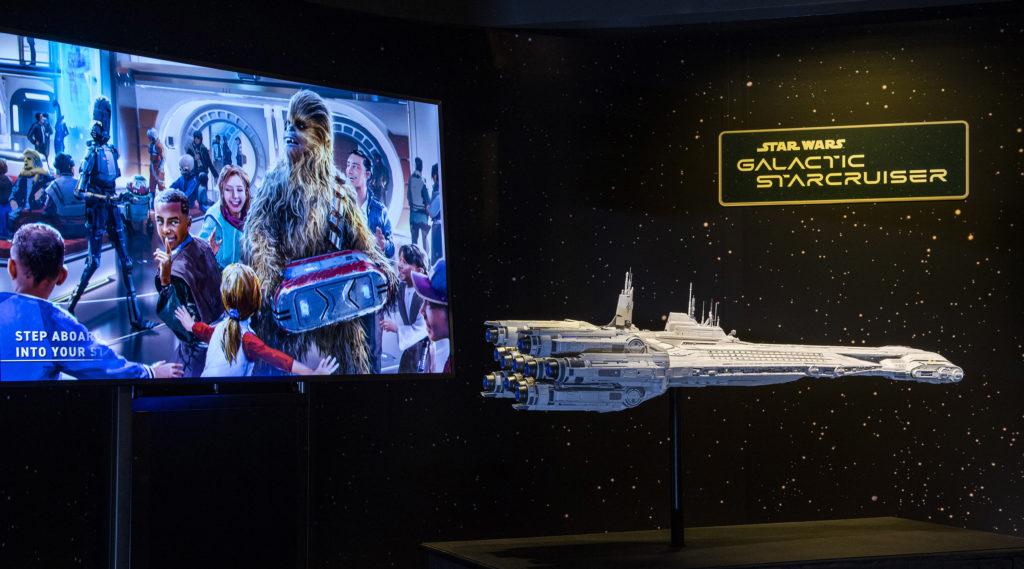 Hotel de Star Wars ganha mini exposição em Orlando