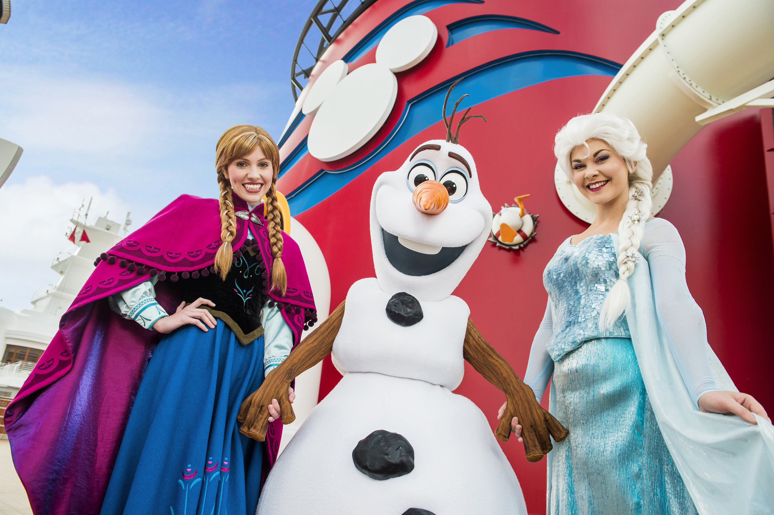 Frozen Fun Returns To Disney Cruise Line This Summer Disney