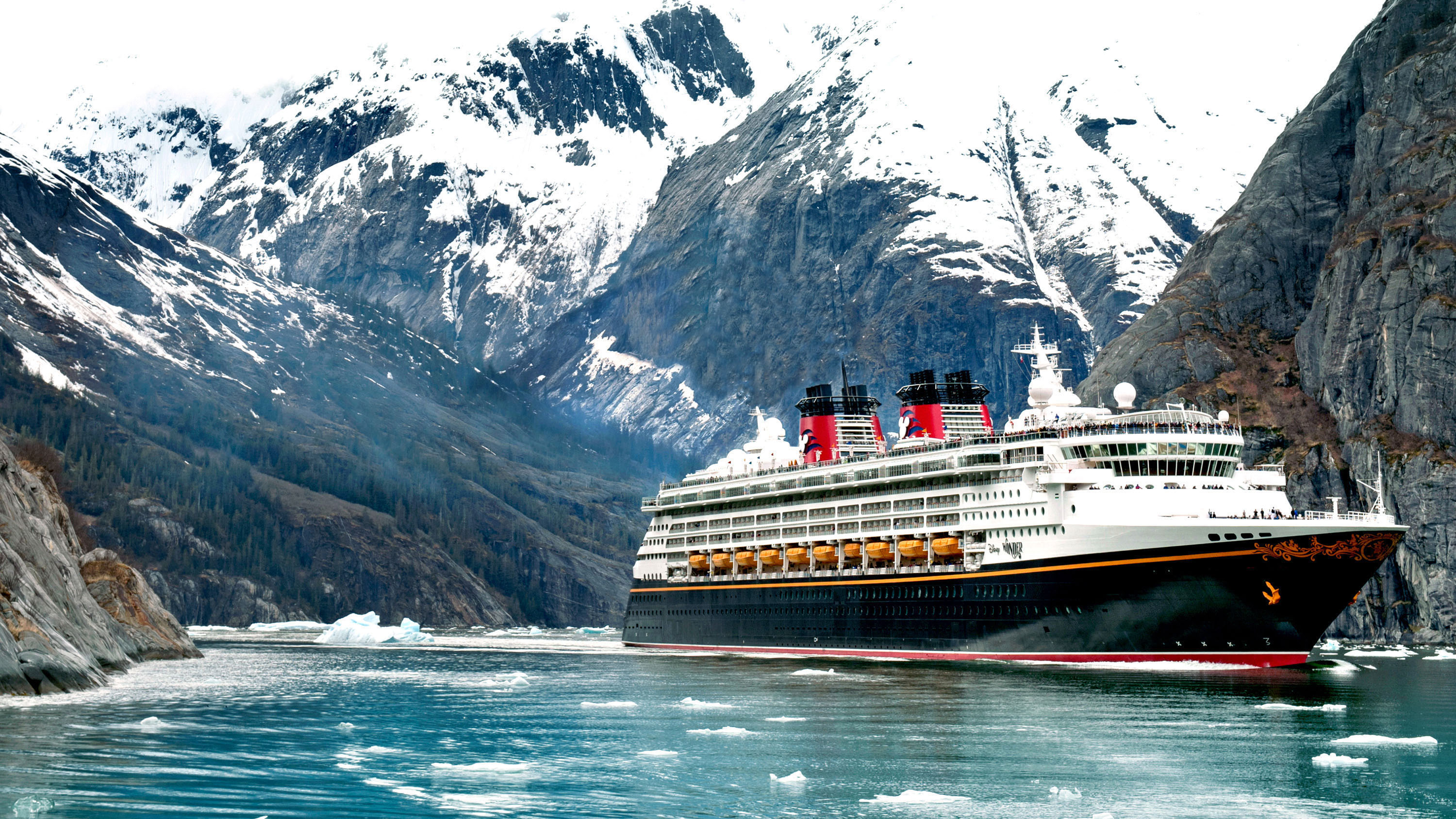 Disney Cruise Line Guests Experience the Wonder of America's Last