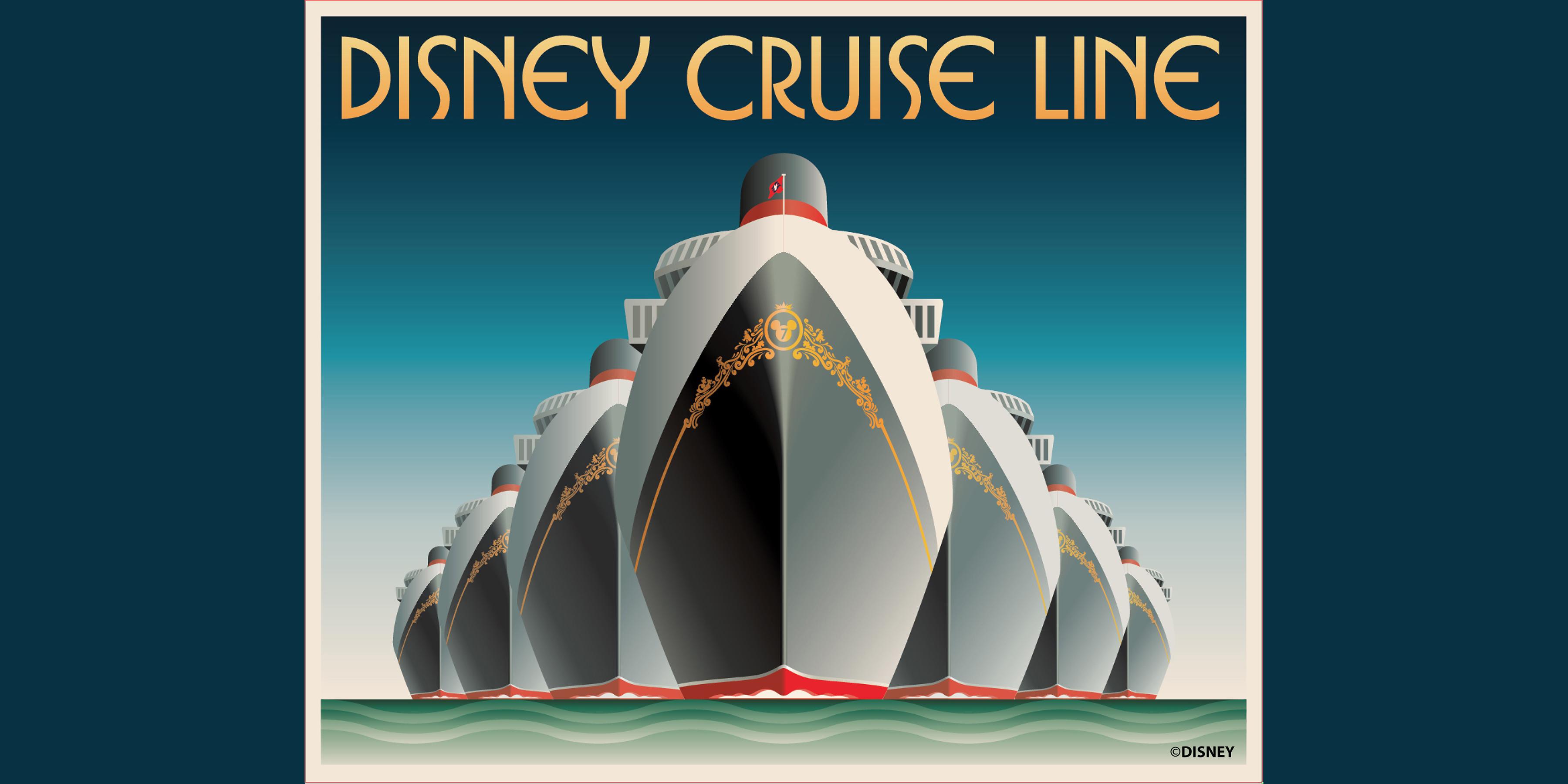 Disney Cruise Line Surprises D23 Fans with Announcement of Seventh