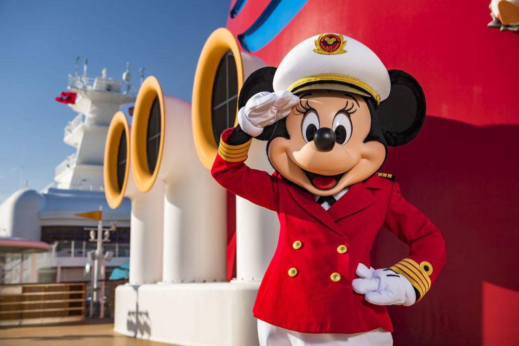 Disney Cruise Line exigirá vacina no retorno aos mares
