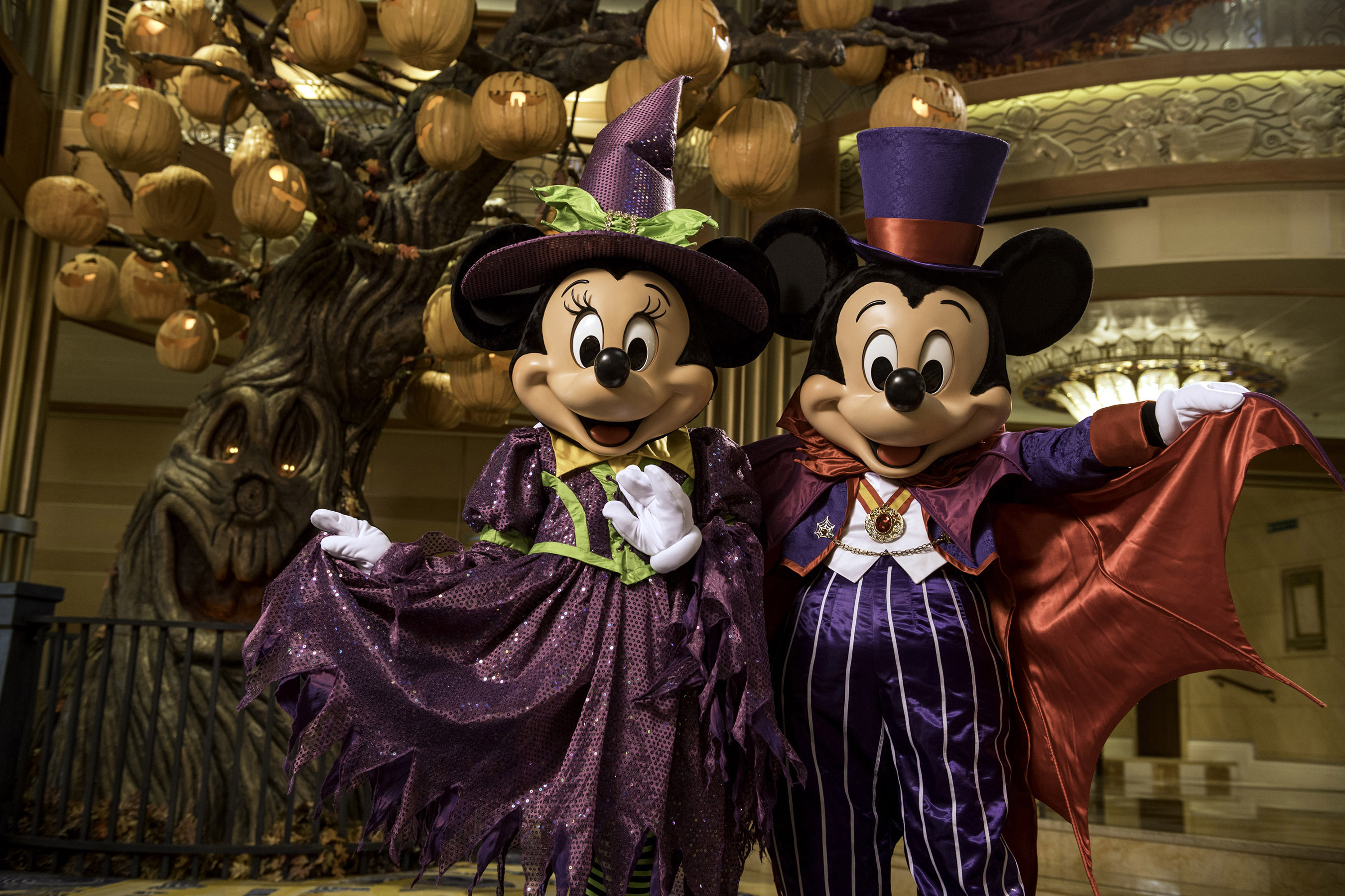 Disney Cruise Halloween 2020 Disney Cruise Line Announces Fall 2020 Itineraries with Fun and