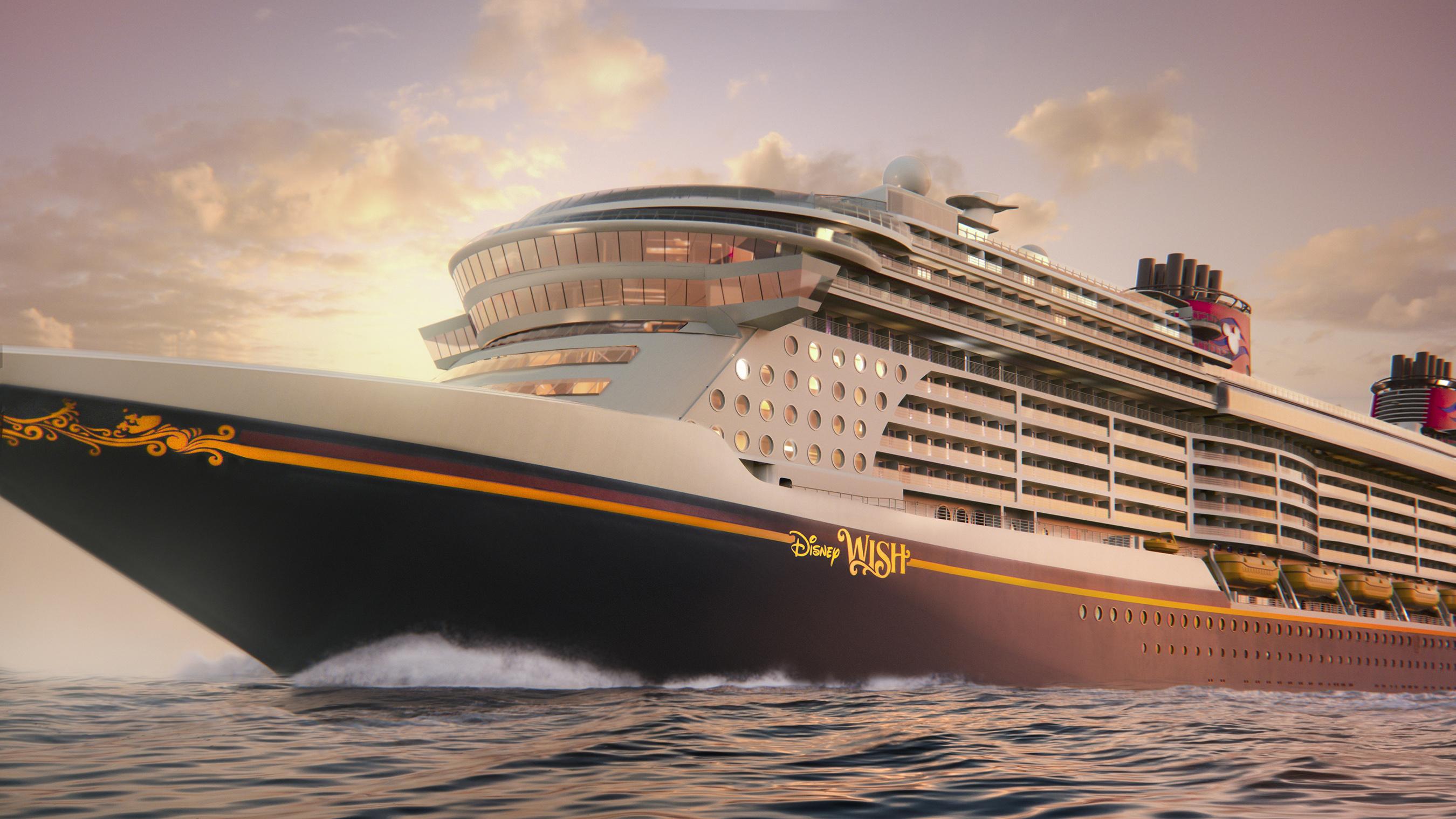 Disney Cruise Line Announces Three New Ships Disney Cruise Line News