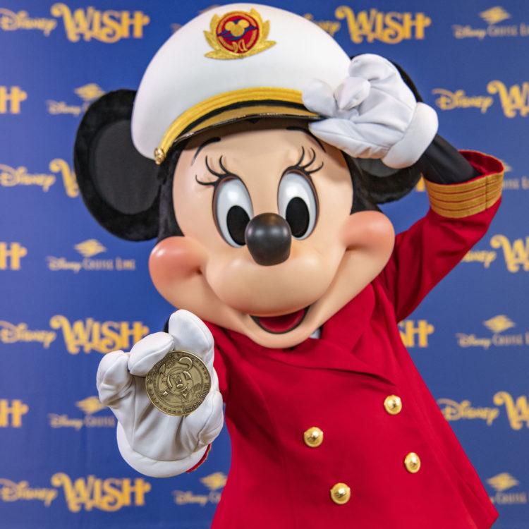 Disney Cruise Line Reaches Key Construction Milestone as the