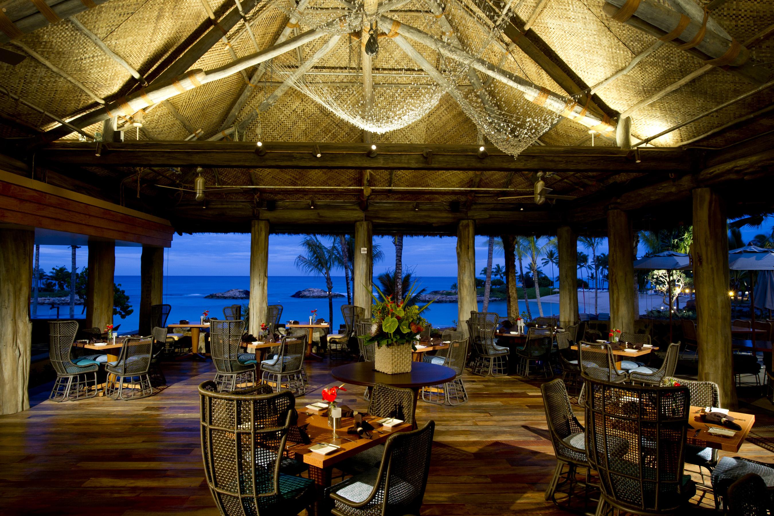 Dining & Lounges at Aulani, a Disney Resort & Spa Fact Sheet