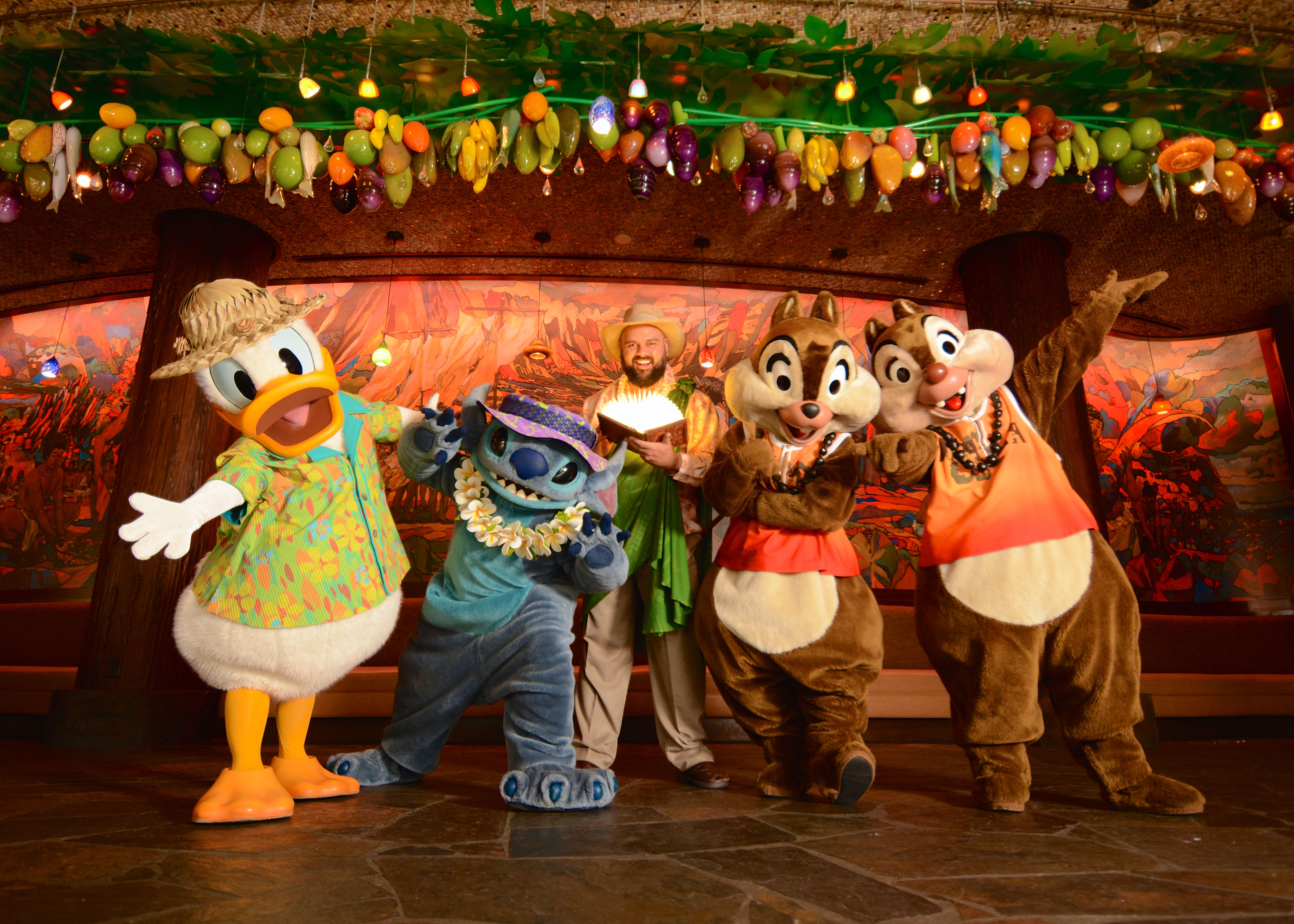 Menehune Mischief Stirs Up Delight At Aulani A Disney